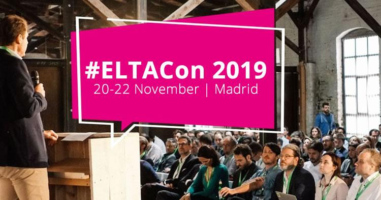 EltaCon 2019 Madrid, 20-22 Noiembrie 2019